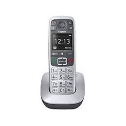 TELEFONO CORDLESS GIGASET CON 4 TASTI DEDICATI PER CHIAMATE RAPIDE D\'EMERGENZA