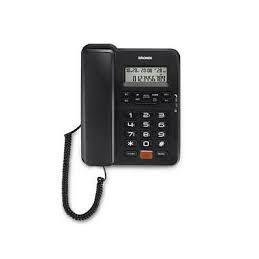 TELEFONO FISSO DA UFFICIO CON DISPLAY E VIVAVOCE