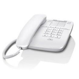TELEFONO FISSO GIGASET DA310 WHITE