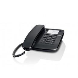 TELEFONO FISSO GIGASET DA410 BLACK