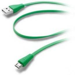 CAVO DATI USB VERDE