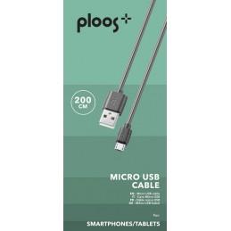 CAVO MICRO USB 2M NERO