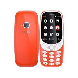 NOKIA 3310 3G RED