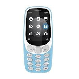 TELEFONO CELLULARE NOKIA 3310 3G AZZURRO