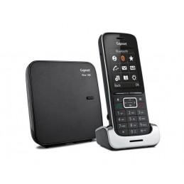 Cordless Bluetooth Gigaset SL450 black Connessione auricolari via Bluetooth o a filo (jack 2,5mm)Connessione a PC via MicroUSB o