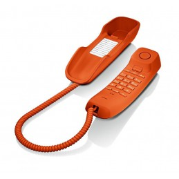 TELEFONO FISSO GIGASET DA210 ORANGE
