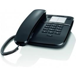 TELEFONO FISSO GIGASET DA310 BLACK