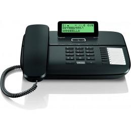 TELEFONO A FILO GIGASET DA710 NERO