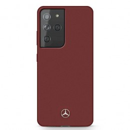 COVER MERCEDES BENZ GALAXY S20 ULTRA RED