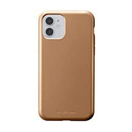 COVER SOFT TOUCH IPHONE 11 METAL BRONZO