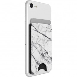 PHONE GRIP & STAND POP WALLET MARBLE