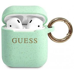 COVER GUESS PER AIRPODS 1/2 VERDE