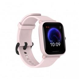 Amazfit BIP-U orologio sportivo Pink Touch screen Bluetooth.