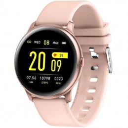 Schermo: 1,3 pollici, touchscreenCompatibilità: Android e iOS.CardiofrequenzimetroMonitor per la pressione del sangueSaturazione
