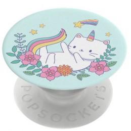 PHONE GRIP & STAND  Rainbowcorn Cat