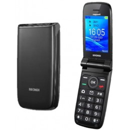 cellulare clamshell brondi...