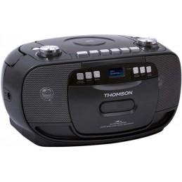 RADIOREGISTRATORE CON CD E CASSETTA DAD+