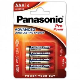Blister 4 ministilo Pro Power AA panasonic